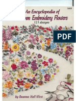 Encyclopedia of Ribbon Embroidery Flowers