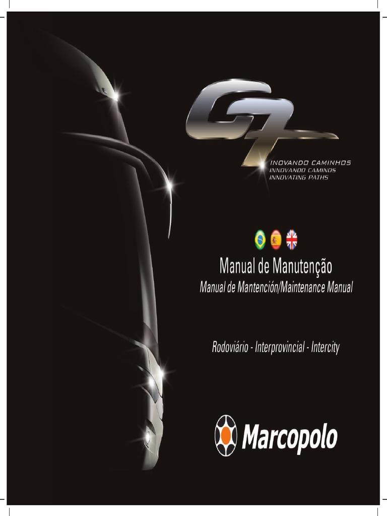 Manual de manutencao marcopolo g7pdf fandeluxe Gallery