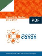 Programa Canon USAID