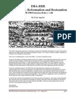 DBA-RRR Rules v. 1.04