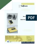 Manual de Operação REDPOST Hafmans