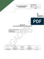 Ing Hse 003 Evaluaciones Ocupacionales