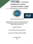 PRISIÓN PREVENTIVA COMO MECANISMO DE INDUCCIÓN AL  PROCESO DE TERMINACIÓN ANTICIPADA EN EL DISTRITO JUDICIAL DE HUAURA