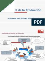 AESA - Procesos Last Planner