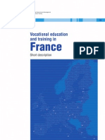 Vocational Training in France