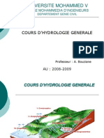 Cours_Hydrologie_générale