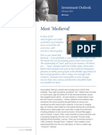 PIMCO's Bill Gross February 2014 Investment Outook