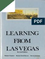 Venturi Learning From Las Vegas.pdf