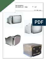 Crt Monitor Sl7200