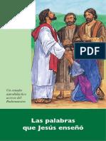 8-LAS PALABRAS QUE JESUS ENSEÑO