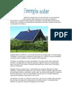 Instalar uma fonte de captação de energia solar em casa pode não ser uma opção tão distante como parece