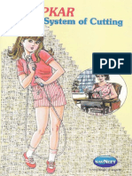 Zarapkar System of Cutting