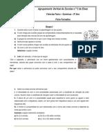 Ficha Formativa Som e Audicao