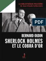 Sherlock Holmes Et Le Cobra d'o - Oudin, Bernard