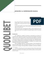 De la ornamentación a la improvisación musical (A4)
