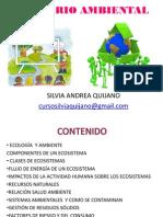 Curso Seminario Ambiental 1 y 2 Febrero