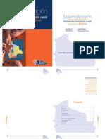 Sistematización de Experiencias en Desarrollo Territorial Rural en Licoma, Bolivia