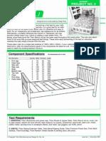 Beginner- Child's Bed