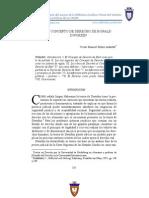 Concepto de Derecho Ronald Dworkin