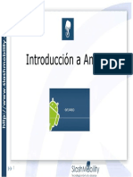 FO 2 Introduccion Android Arquitectura de Sistema
