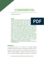 Lectura 1 - Docencia y TIC