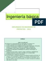 Diplomado en Desarrollo de Proyectos de Ingenier+¡a IV