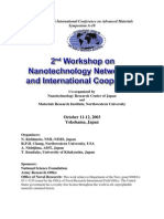 Report - Second GNN Development Workshop 2003
