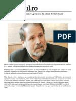 Mircea Chelaru, General in Rezerva, Povesteste Din Culisele Loviturii de Stat
