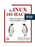 Linux 101 Hacks