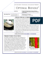 Spring 2014 Optimal Bundle