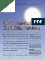 Ashrae Solar Technologies