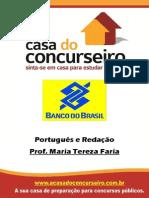 Concursos.acasadoconcurseiro.com.Br Wp-content Uploads 2011 05 APOSTILA BB - MARIA TEREZA2