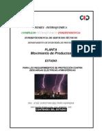 Estudio requerimientos pararayos.doc