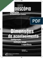 Revista caleidoscópio - edição acontecimento