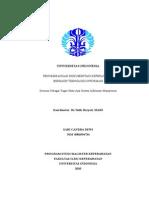 Pengembangan Dokumentasi Keperawatan Berbasis Teknologi Informasi