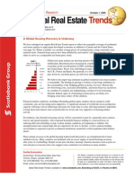 Global Real Estate Trends (Oct 2009)