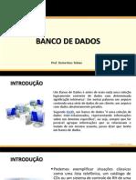 Estrutura Banco de Dados