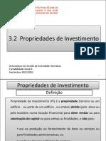3.2.Invest_ Propriedades de Investimento