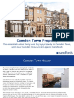 Camden Town Property Guide