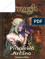 Tormenta RPG - Pistoleiro Arcano - Taverna Do Elfo e Do Arcanios