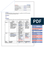 IR0001.02 - Information Security Incident Classification Matrix Standard