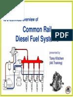 AK Training - Common Rail Diesel Fuel Systems