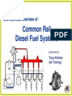 AK Training - Common Rail Diesel Fuel Systems