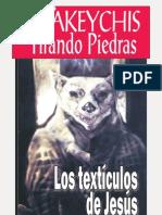 CH´AKEYCHIS - TIRANDO PIEDRAS - TEXTICULOS DE JESUS MANYA SALAS