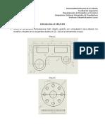 Actividad CAD