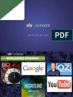 Ludaxx Presentation 2013