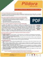 Pildora Educativa 35 Tacna 301109