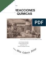 Reacciones Quimicaslibrito Con Experimentos