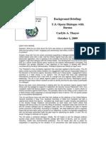 Thayer US-Burma Policy Change
