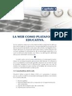 La Web Como Plataforma Educativa